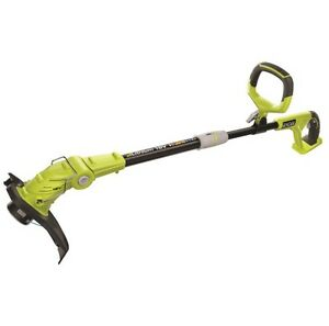 Ryobi line trimmer + 18V ONE battery (used once) New Farm Brisbane North East Preview