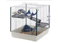 Ferret cage : Ferplast Furet Xl used cage for sale