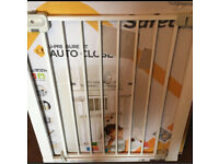 Safetots u pressure fit autoclose baby safety stair gate