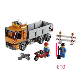 Lego City Road Works