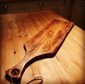 Bread board - Rustic - 100% Handmade **New year half price offer**