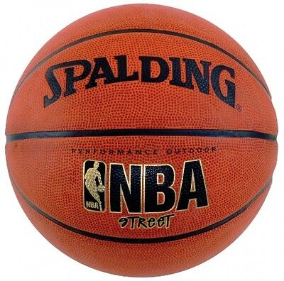 Spalding Nba Street Basketball  Official Size 7 29 5   New  Free Shipping
