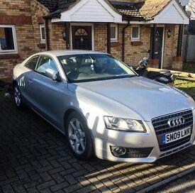 Audi A5 £5800 Mint Condition 155,000 mileage