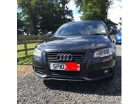 Audi A3 TDI 2L SLine version
