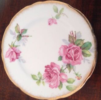 Royal Stafford cake plate