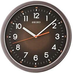 Seiko 12 Ultra-Modern with Quiet Sweep Wall Clock QXA727KLH