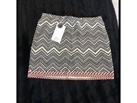 BNWT Zara Skirt size m (8/10)