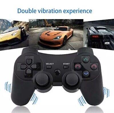 DualShock Controller Bluetooth PS3 GamePad PlayStation Wireless SixAxis Joystick