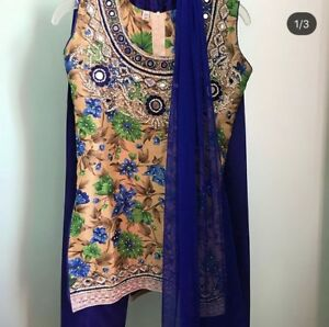 KIDS INDIAN DRESS/PUNJABI SUIT/PAKISTANI DRESS