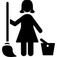 Reliable Cleaning Woman