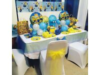 Minions Party - Cake Table - Kids Party - Birthday