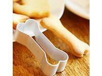 Dog treat cutter x 5