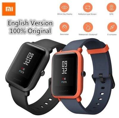 xiaomi smartwatch Huami Amazfit Smart Watch Bip Bit Face GPS