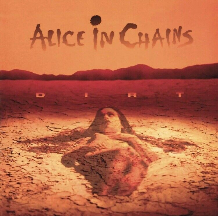 ALICE IN CHAINS Dirt BANNER HUGE 4X4 Ft Fabric Poster Tapestry Flag album cover