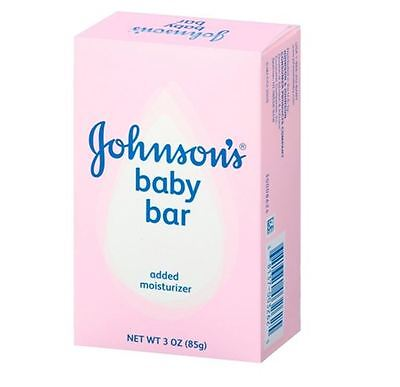 JOHNSON'S Baby Bar 3 oz (Pack of 3)