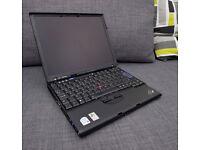 "Lenovo IBM ThinkPad X60 12"" Dual Core 1.83Ghz 2GB Ram Wi-Fi Laptop"