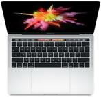 "Apple Macbook Pro 13"" (2017) i7 cpu Touch Bar Zilver"