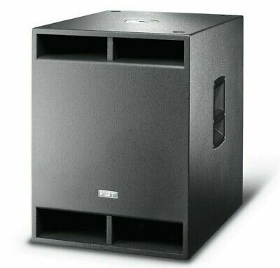 FBT Audio X-SUB 18SA Professional 1200w RMS Active PA Sub-Woofer