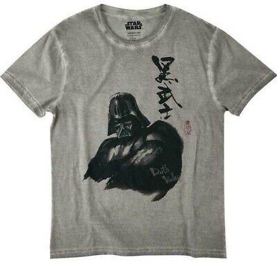 DISNEY STAR WARS - DARTH VADER / T-Shirt für Erwachsene / Größe S-XL / Baumwolle