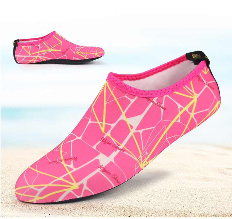 Unisex Barefoot Water Skin Shoes Aqua Socks for Beach Swim Surf Yoga Exercise