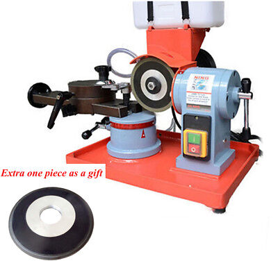 110V Electric Circular Saw Blade Sharpener Water Injection Grinder Machine +Gift for sale  Scarborough