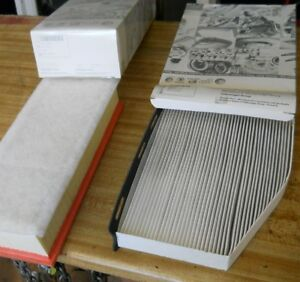 2014 vw volkswagen engine air and cabin filters brand new