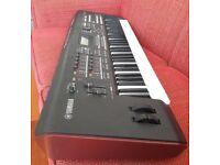 Yamaha MOXF6 Synth Workstation + MOXF 6 Gig Bag