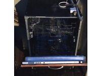 SMEG Integrated Dishwasher DWI612