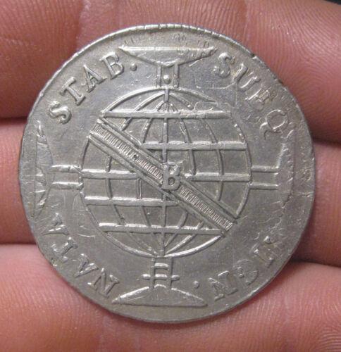 Brazil - 1816-B Large Silver 960 Reis