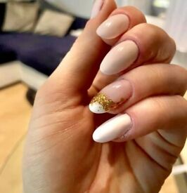 Nails extension in new salon MASENZEI