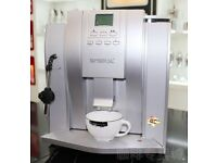ME 709 Beans to cup coffee machine fully automatic