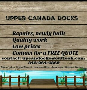 DOCK REPAIRS AND SERVICES