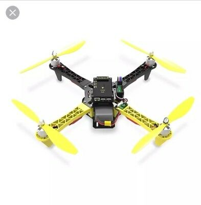 Erle-Copter Drone Kit + Camera+ Gimbal+ controller
