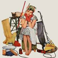 Make cleaning day your favourite day!