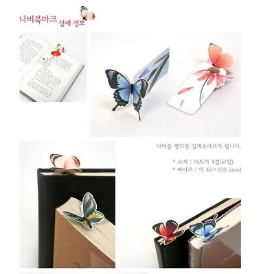 New Butterfly Style Bookmark Book holder Great gift for Reading one pic