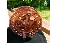 Ikonix Centre Pin Fishing Reel