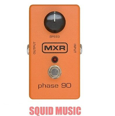 MXR Dunlop Phase 90 Pedal M-101 Classic Phasing M101 Effects Pedal ( B STOCK )