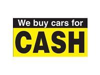 WE BUY ANY CAR, VAN OR MOTORBIKE FOR CASH!!! RUNNING or SCRAP - 07595976330