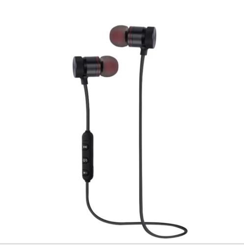 Magnet Wireless Bluetooth Sports Earphone Headset Headphone For iPhone Samsung