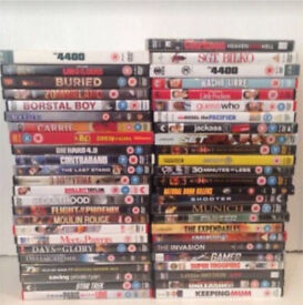48 DVDs COLLECTION