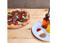 Pizza Chefs wanted for new restaurant - £21,000-£23,500