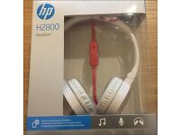 Brand new HP headset