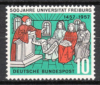 BRD 1957 Mi. Nr. 256 Postfrisch LUXUS!!!