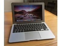 """Apple MacBook Air 2014 i5 128GB SSD 4GB RAM 11.6"""" Excellent Condition"""