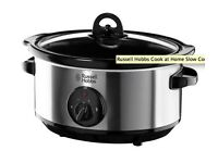 Slow Cooker Russell Hobbs