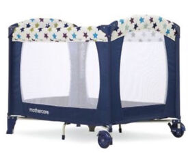 Mothercare travel cot £25.00