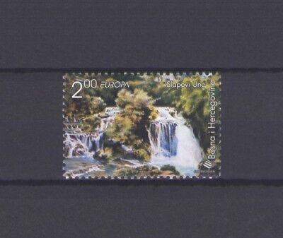 BOSNIA & HERZEGOVINA, EUROPA CEPT 1999, NATIONAL PARKS, MNH