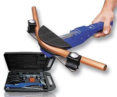 Mastercool 70070 Ratchet Soft Copper Tubing Tube Bender Ratchet Style 38 - 78