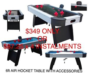 6ft Electric Air Hockey Table Hope Valley Tea Tree Gully Area Preview