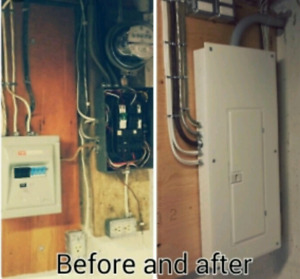 ** 24/7 MASTER ELECTRICIAN& WCBFULLY LICENED&INSURED $48.00/H **